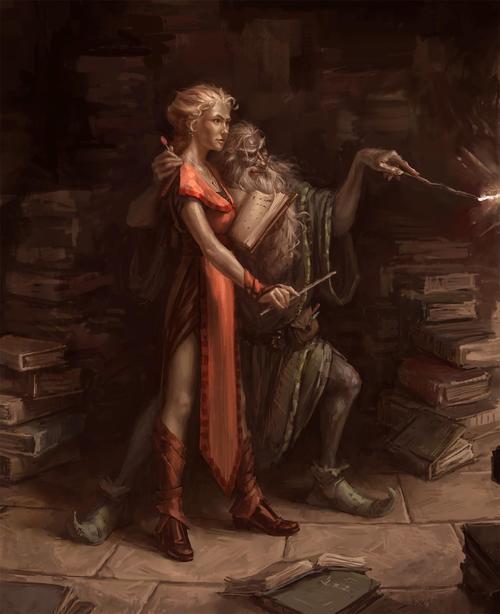 Wizard female apprentice-small
