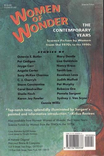 Women of Wonder The Contemporary Years-Back-small