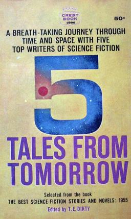 5 Tales from Tomorrow, 1967 edition