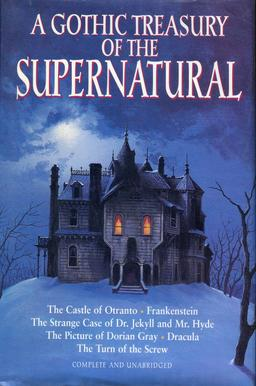 A Gothic Treasury of the Supernatural-small