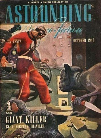 Astounding Science Fiction October 1945-small