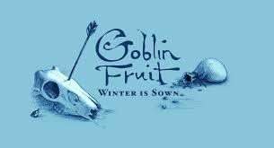 Goblin Fruit winter logo