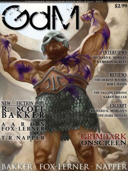 GrimDark Magazine 2-small