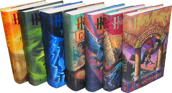 Harry Potter series-small