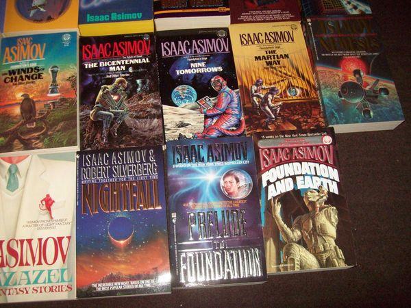 Isaac Asimov paperbacks 4-small