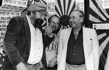 Michael Moorcock and J.G. Ballard