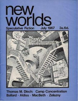 New Worlds, July 1967