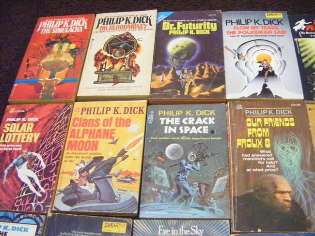 Philip K Dick collection 2-small