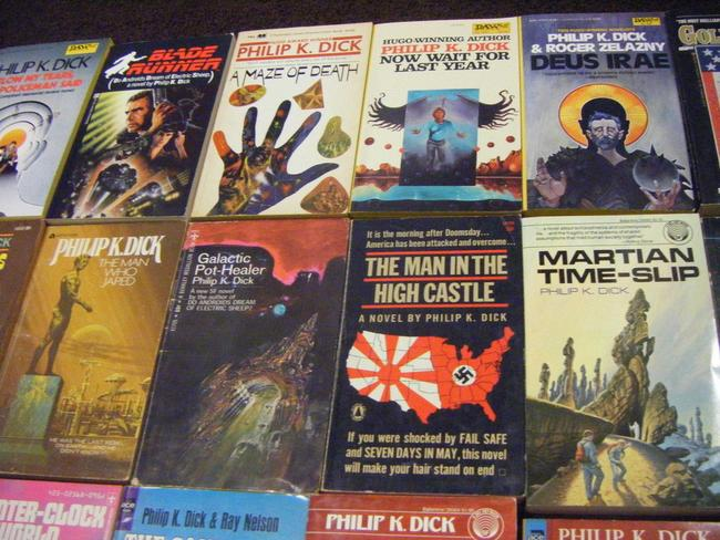 Philip K Dick collection 3-small