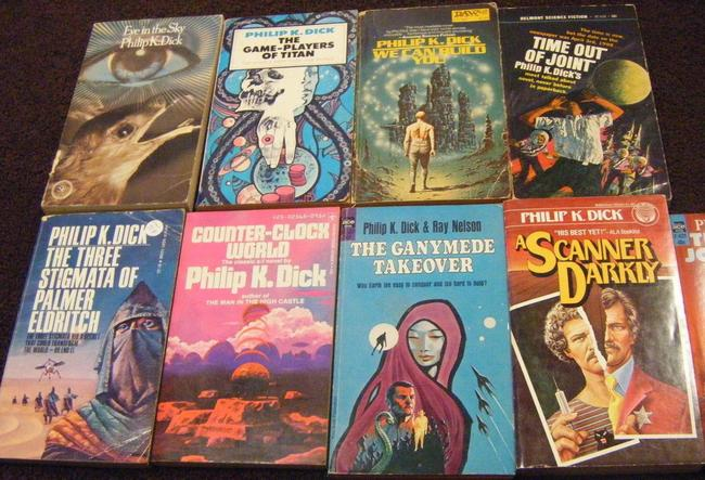Philip K Dick collection 4-small