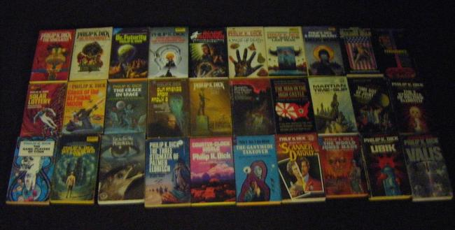 Philip K Dick collection-small