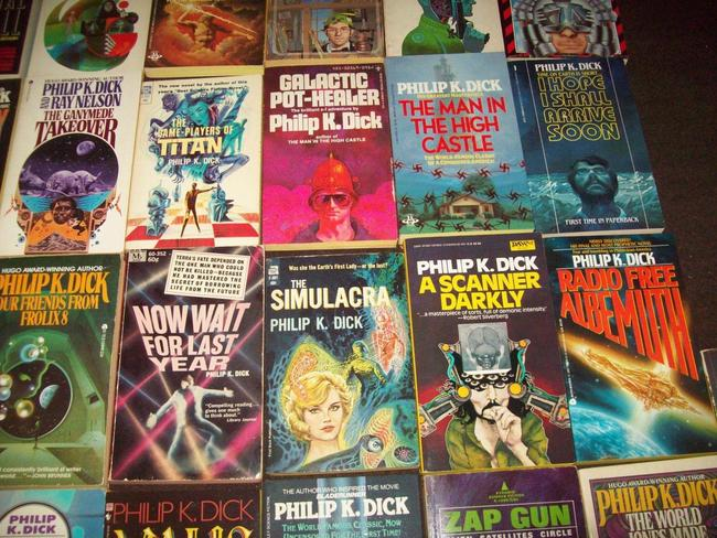 Philip K Dick paperback collection $536 5-small
