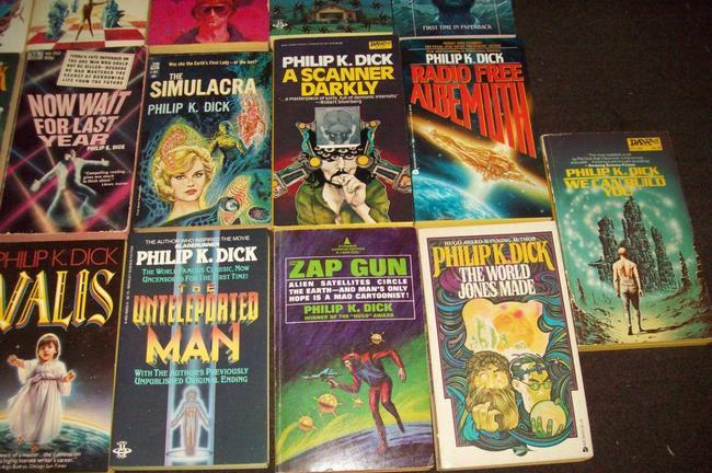Philip K Dick paperback collection $536 6-small