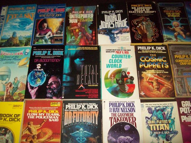 Philip K Dick paperback collection $536 8-small