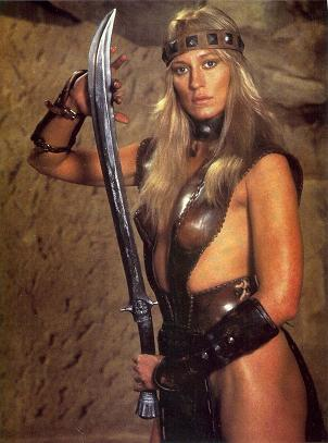 Sandahl Bergman as Valeria