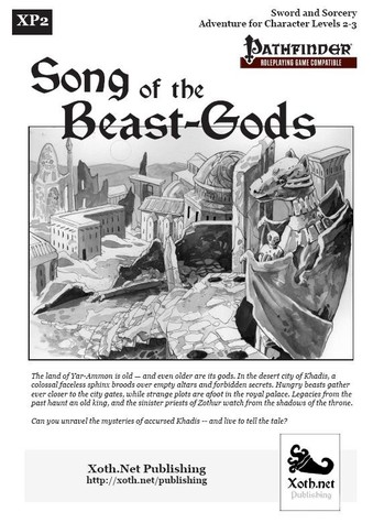 Song of the Beast Gods-small