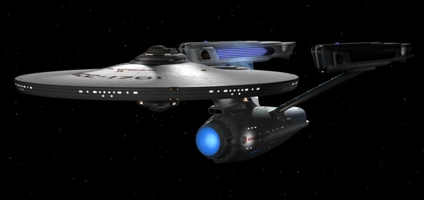 Star Trek the Motion Picture Enterprise-small