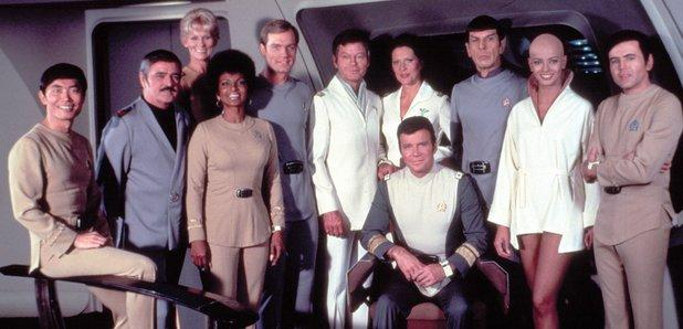 Star Trek the Motion Picture cast