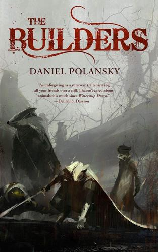 The Builders Daniel Polansky-small