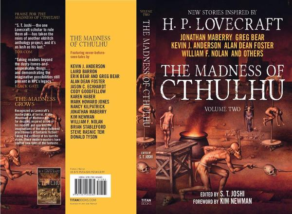 The Madness of Cthulhu Volume 2-small