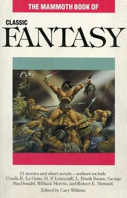 The Mammoth Book of Classic Fantasy-small