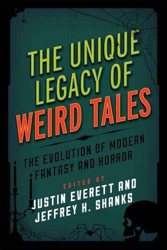 The Unique Legacy of Weird Tales-small