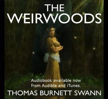 The Weirwoods audiobook-small