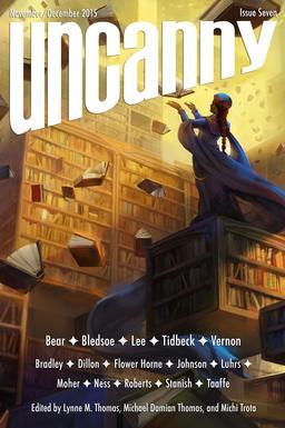 Uncanny Magazine Issue Seven-small