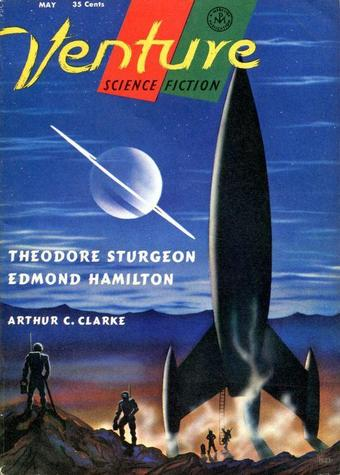 Venture Science Fiction Magazine May 1958-small