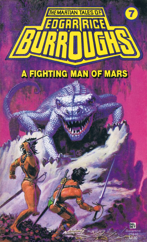 A Fighting Man of Mars Edgar Rice Burroughs