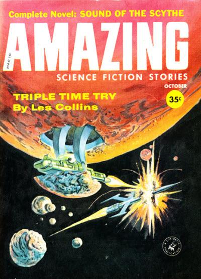 Black Gate » Articles » Amazing Science Fiction Stories, October ...