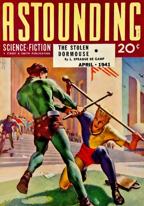 Astounding April 1941