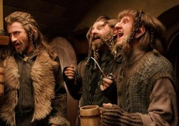 Singing dwarves will also work, in a pinch. They will try to steal your gold, though.