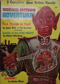 Science Fiction Adventures February 1957-small