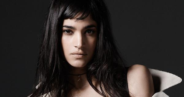 Sofia Boutella as the Mummy of Cleopatra
