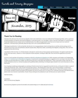Swords and Sorcery Magazine November 2015-small