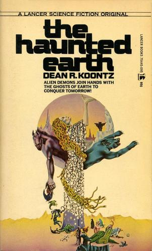 The Haunted Earth Koontz-small