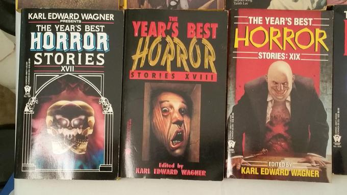 The Year's Best Horror Stories 5-small