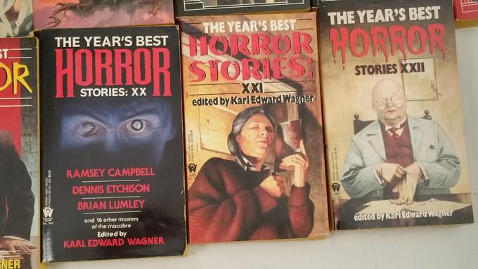 The Year's Best Horror Stories 6-small