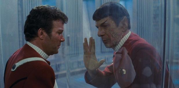 The death of Spock