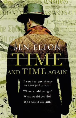 Time and Time Again Ben Elton-small