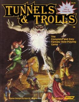 Tunnels and Trolls, Fifth Edition