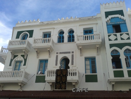 There are a number of fine Colonial buildings. Photo courtesy Almudena Alonso-Herrero.