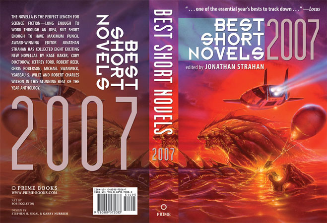 Best Short Novels 2007 UK