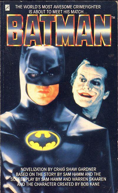 Craig Shaw Gardner Batman