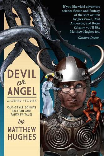 Devil or Angel and Other Stories-small