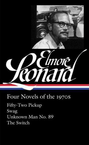 Elmore Leonard Four Novels of the 1970s-small