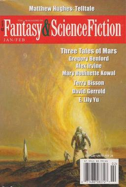 Fantasy and Science Fiction January February 2016-small