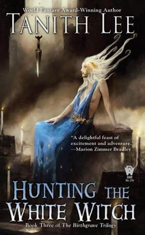 Hunting the White Witch-small