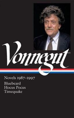 Kurt Vonnegut Novels 1987 - 1997-small